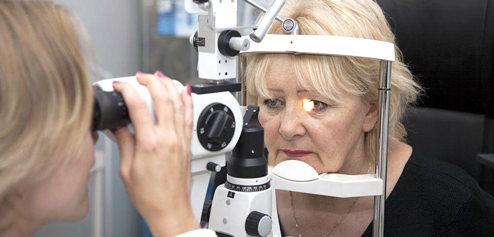 Восстановление зрения после операции глаукомы
