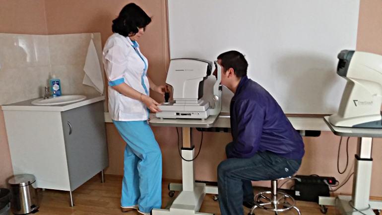 Цены на диагностику глаукомы глаза в Москве