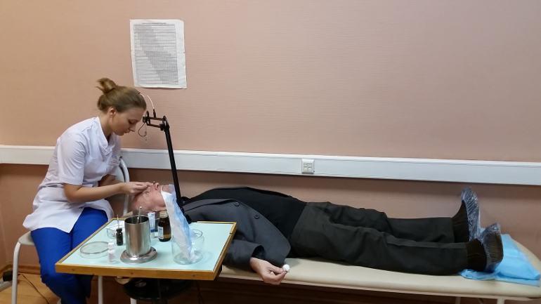 Диагностика глаукомы в Москве