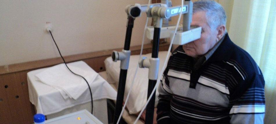 Физиотерапия при глаукоме - методы сохраняющие зрение