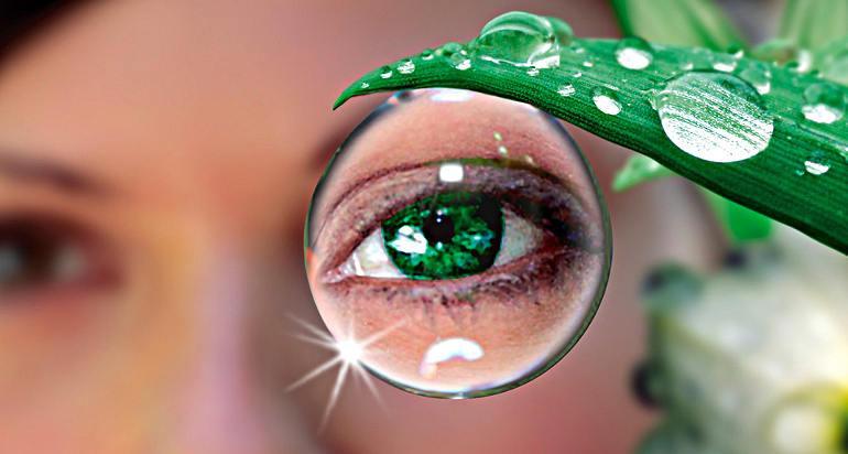 Народные методы лечения глаукомы глаза