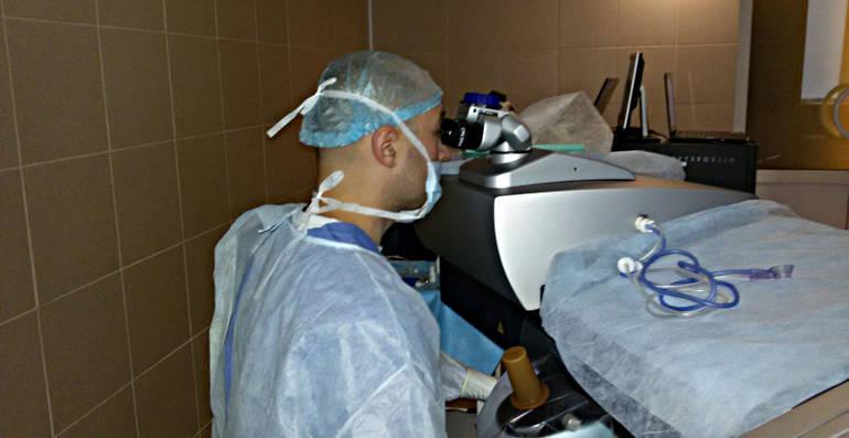 Лечение глаукомы с низким (нормальным) глазным давлением