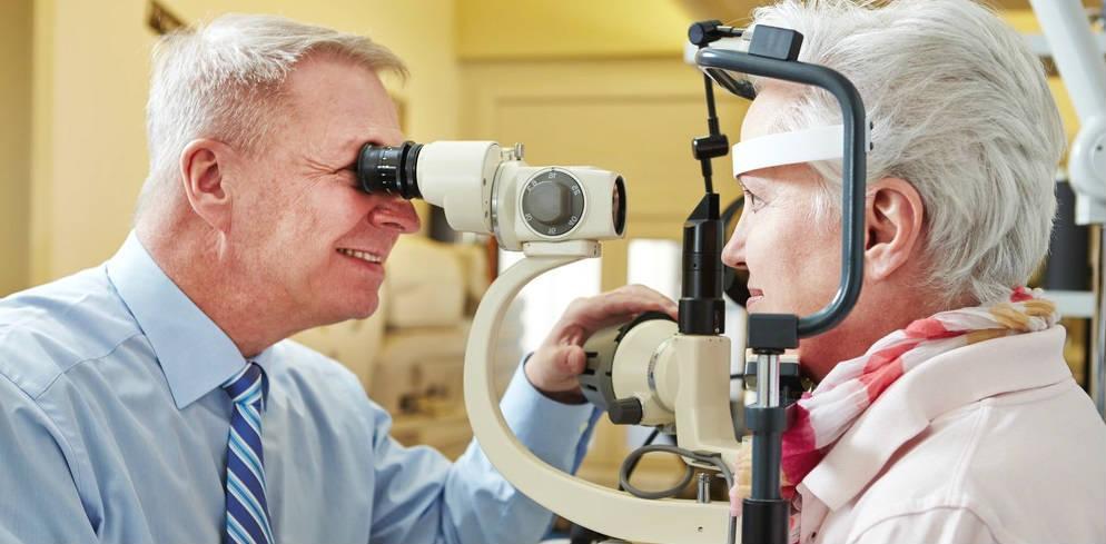 Особенности лечения глаукомы у пожилых людей