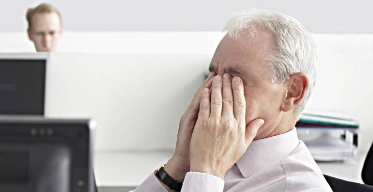 Острый приступ закрытоугольной глаукомы